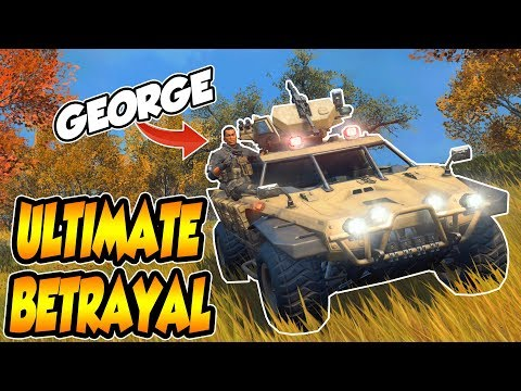 CoD BLACKOUT   GEORGE BETRAYED ME AGAiN!!!! SADDEST DAY OF MY LiFE!!!! (NOOB TROLLiNG)