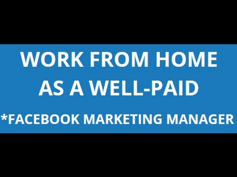 Get Paid To Provide These 9 Facebook Marketing Services