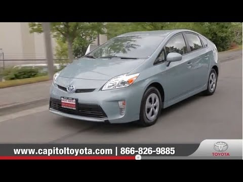 Prius Plug-in - Toyota Technology Feature | Capitol Toyota - in San Jose CA, Santa Clara County
