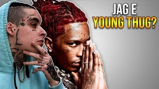 O TRAP NACIONAL TÁ VOANDO (feat com Young Thug do JAG?)