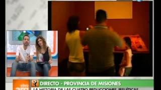 Vivo en Argentina - Misiones - San Ignacio - Historia - 19-11-12