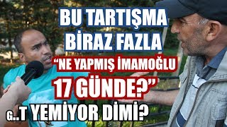 KARTAL'DA BİNALİ OYLARI ARAMAK! BULUNCA KAVGA