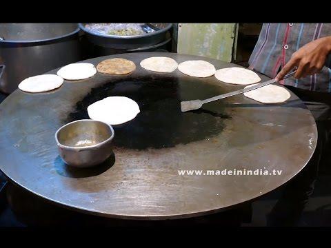 Layered Soft Indian Bread Making | How to make Roti | Chapati | Poli
