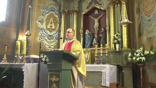 Wyjątkowa homilia ślubna księdza Adama