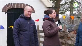 Pierre en Fidessa nieuwe beheerders Hoeve op Vollenhof