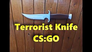 How to make a Standard CS:GO Knife