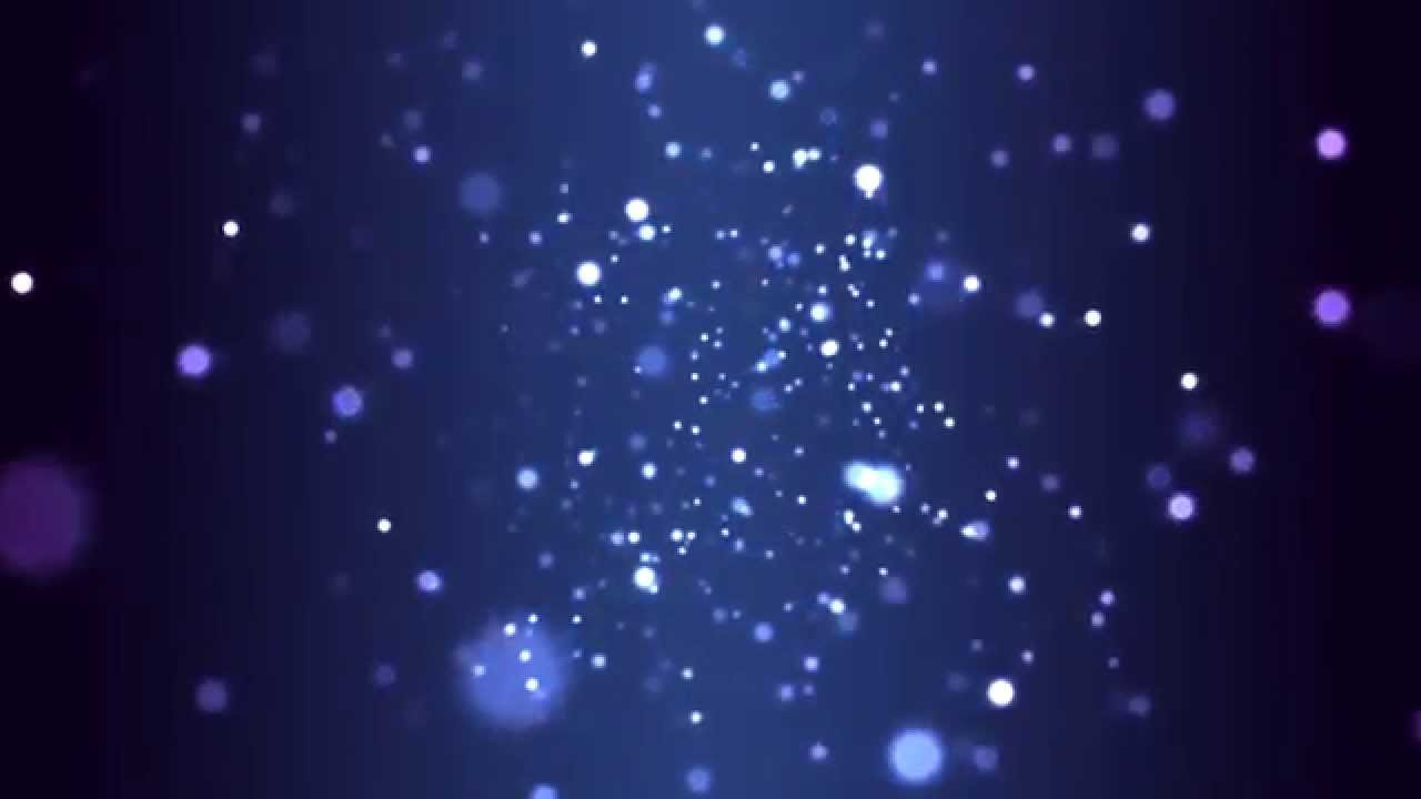 Video Background 306 Particle Tunnel Cool - YouTube