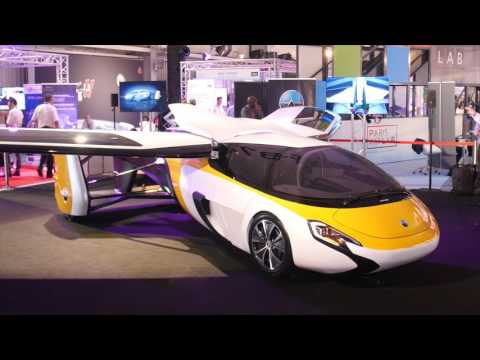 AeroMobil: The flying car preparing for take-off in 2018
