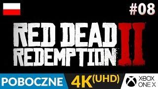 RED DEAD REDEMPTION 2 PL  #8 (odc.8 Live - POBOCZNE)  Midnight, Emmet i dinozaury (cz.1)