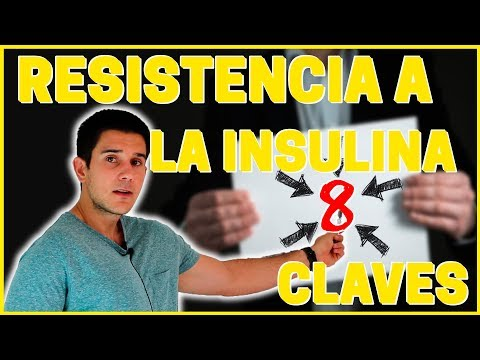 Deshazte de la resistencia a la insulina - 8 CLAVES! from YouTube · Duration:  17 minutes 45 seconds