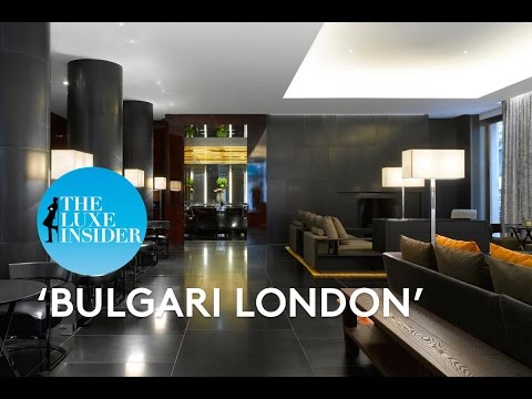 Bulgari London | Knightsbridge Suite by The Luxe Insider