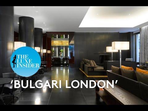 Bulgari London | Knightsbridge Suite By The Luxe Insider