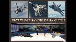 Скачать Erdoğan SU 57 5 Nesil Hayalet Savaş Uçağı Alıcağını Açıkladı SU 57 Vs F 35 Özellikleri