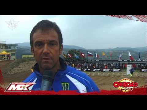 San Severino Marche 2010 - Giacomo Gariboldi Interview