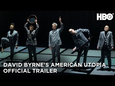 David Byrne's American Utopia (2020): Official Trailer | HBO