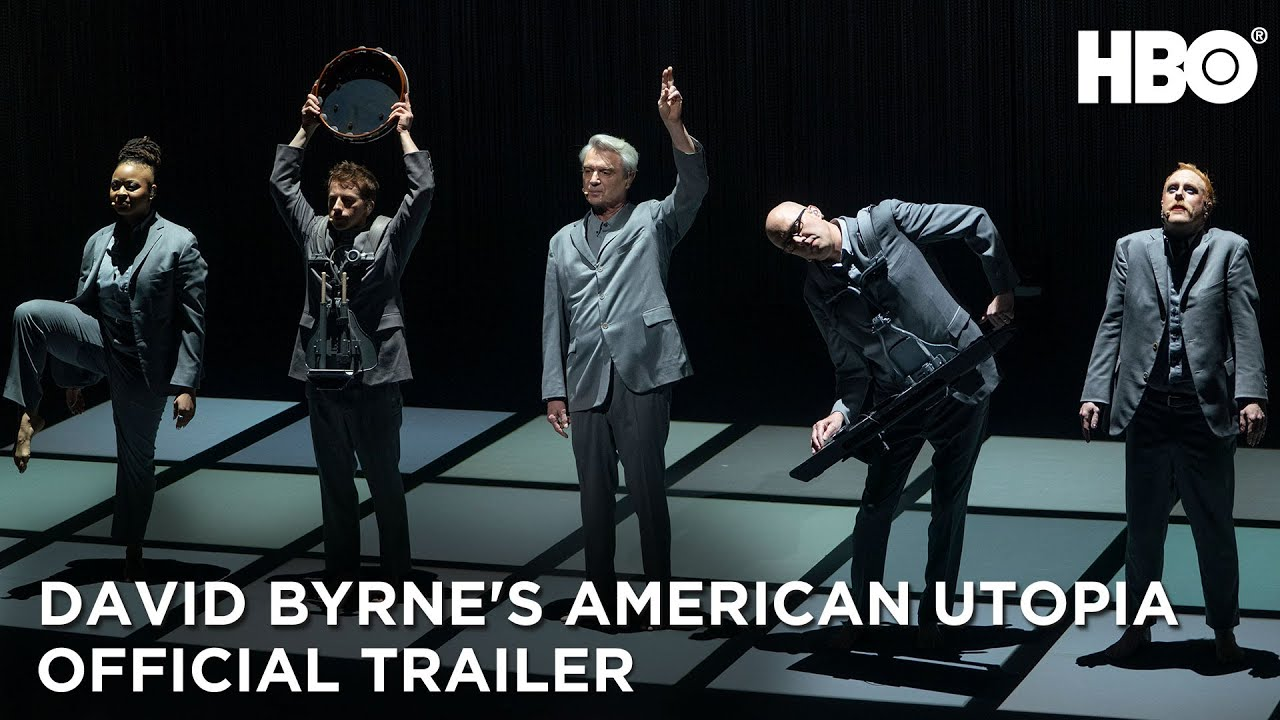 In HBO Max's 'American Utopia,' David Byrne and Spike Lee ...