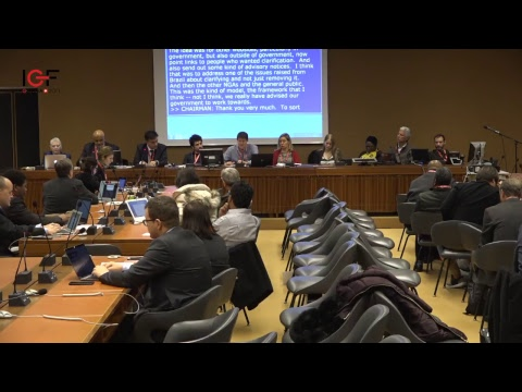 IGF 2017 - day 1 - WK XXIII - NRIs Collaborative Session: Fake News