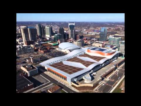 Music City Center - Opening May 2013!