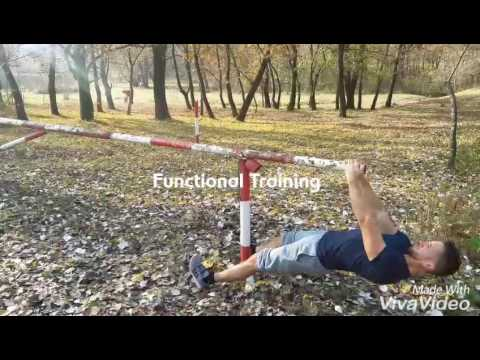 Functional Training în aer liber