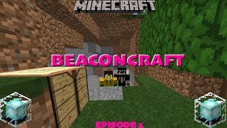 EARLY MORNING, HOUSE IMPROVEMENTS, & ANGRY CATS! Minecraft: BeaconCraft SMP EP:2!