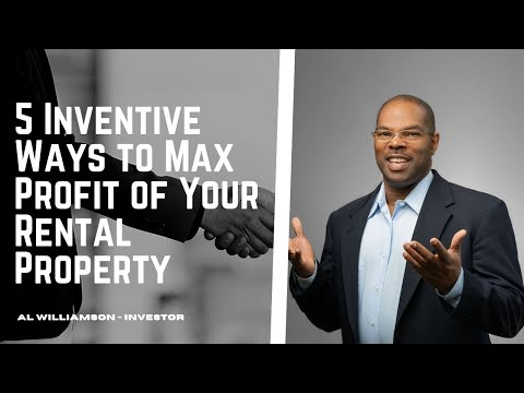5 Inventive Ways to Max Profit of Your Rental Property