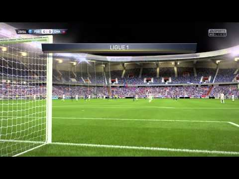 FIFA 15_Karriere (PSG)  #014 PSG Vs LB Chateauroux *Let's Play FIFA 15 (PS4)