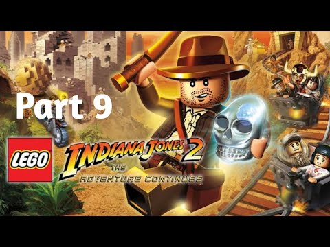 Lego Indiana Jones 2: The Adventure Continues (Diesel Monster) |