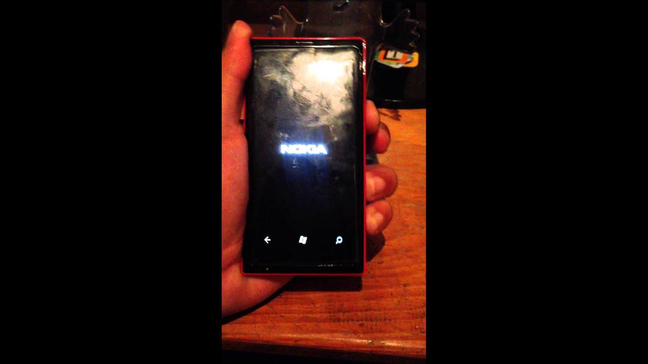 Formatear,resetear Nokia lumia 505