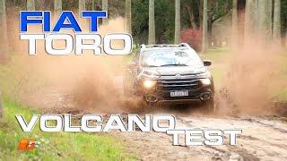 Fiat Toro Volcano 4X4 AT9 Test - Routière - Pgm 382