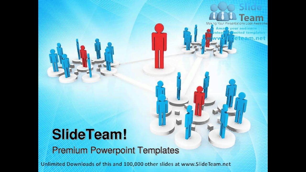human resources leadership powerpoint templates themes and, Modern powerpoint