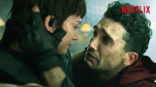 The Final Scene of Money Heist/La Casa De Papel Season 5, Part 1 (English)  Netflix
