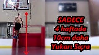 EN ETKİLİ 3 ZIPLAMA EGZERSİZİ | Zıplamanı 10cm ARTTIR !!