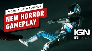Moons of Madness Gameplay: Escape the Thing in the Mist – IGN First