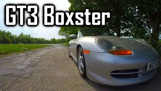 Creating The GT3 Look on my Porsche 986 Boxster - New Parts Have Arrived.