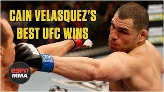 Cain Velasquez's best UFC wins | Highlights | ESPN MMA