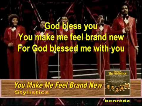 You Make Me Feel Brand New by the Stylistics - karaoke version.wmv - YouTube.flv