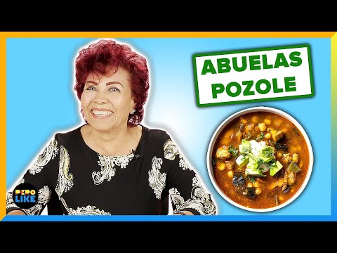 Mexican Abuelas Try Each Other&39;s Pozole