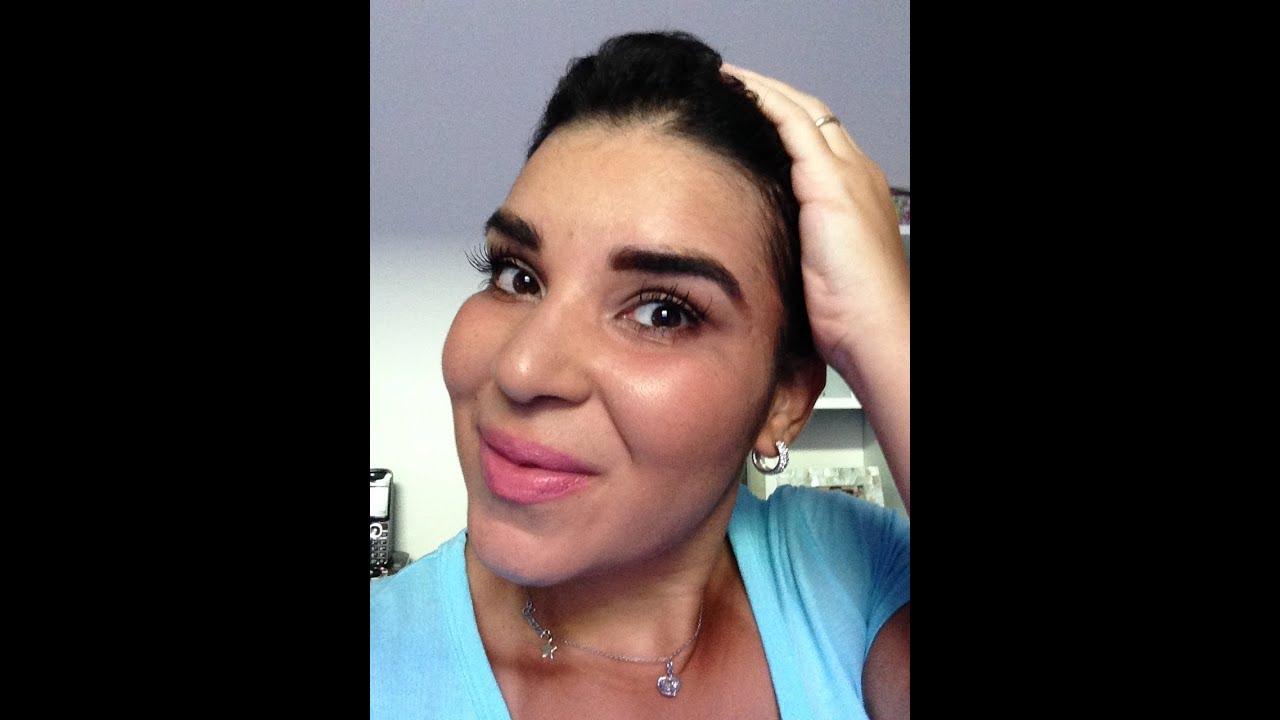 A Volta Dos Meus Cabelos Pos Alopecia Universal Youtube