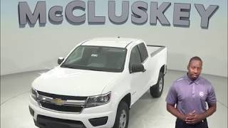 190149 - New, 2019, Chevrolet Colorado, Extended Cab, Test Drive, Review, For Sale -