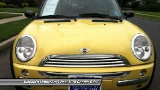 2003 MINI Cooper Base Neptune City NJ 07753