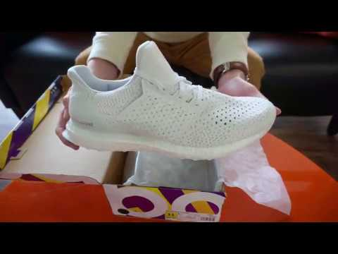 309847db65d6f Adidas UltraBOOST Clima Men s Running Shoes SKU  BY8888 - RevUp Sports  Unboxing