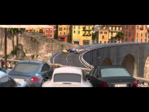 Cars 2 trailers