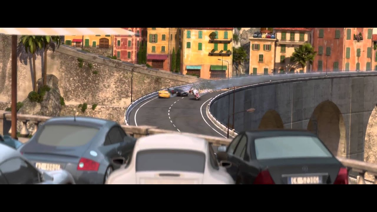 Car Youtube: Theatrical Trailer