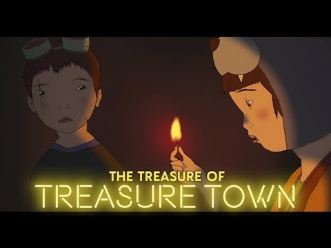 Tekkonkinkreet - The Treasure Of Treasure Town
