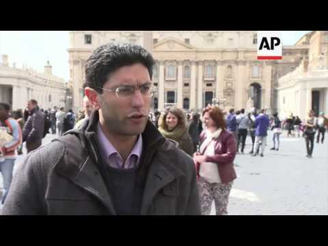 Security ahead of Obama's visit; Vatican on importance of visit