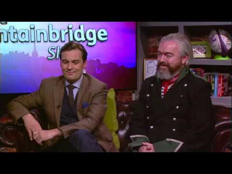 STV Interview // The Master of Ceremony Premiere