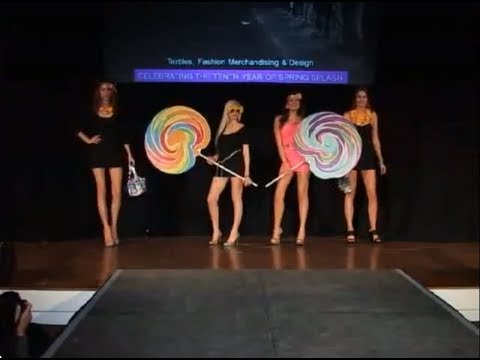 2013 URI Spring Splash Fashion Show