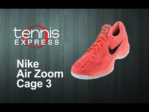 ef6162f4722f6 Nike 2018 Air Zoom Cage 3 Tennis Shoes