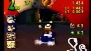 Walt Disney World Quest Magical Racing Tour game trailer (2000)