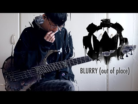 Crown The Empire - BLURRY (out Of Place)   Bass Cover